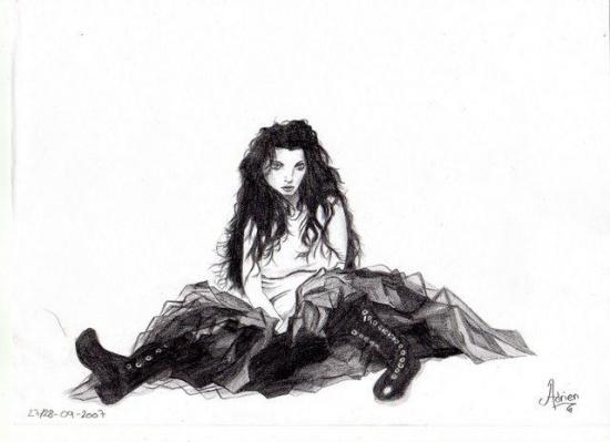 Amy Lee par Japanese-Boy